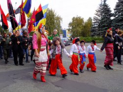 На Покрову у Нікополі відбулася святкова хода (фото)