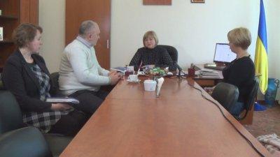 Городской голова г. Марганец Елена Жадько о приоритетах, достижениях и главной проблеме города (фото, видео)