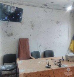 Громадське Телебачення: Вибух у Нікопольському суді / спецрепортаж