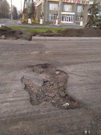 От себя, хочу поблагодарить область, за выделенные 40млн.грн. на ремонт этого участка дороги