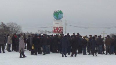 Ветераны МВД Никопольскоо региона, совместно с ветеранами вооруженных сил, провели предупредительную акцию  (видео)