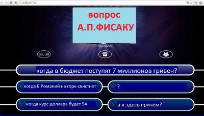 Куда уходят деньги? или Почему Андрей Петрович ФИСАК находится в СТУПОРЕ…?