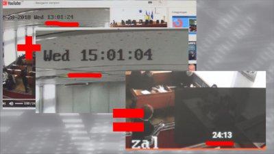 Открытость власти: два часа = 24 минуты (видео)