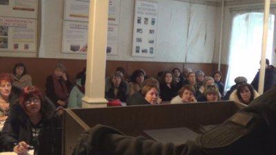 Сбор начальников военно-учетных столов (видео)