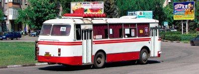 Как в Никополе будет ходить транспорт на кладбище на Пасху и Радоницу