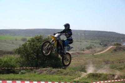 В Марганці відбулися змагання з мотокросу
