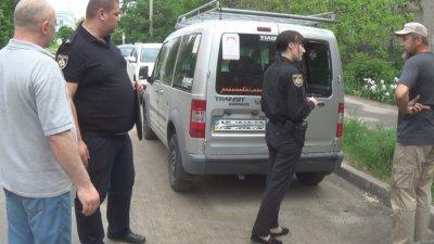 Способна ли еще полиция раскрыть банальную кражу? Начало следствия не впечатляет (видео)