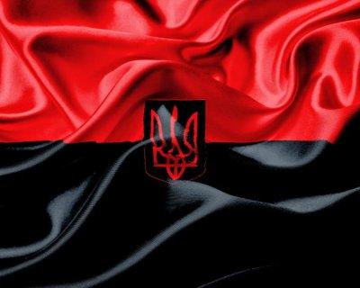 Трохи історії червоно чорного прапору