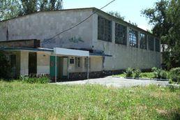 В Марганці розпочали ремонт спортивної школи