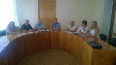 Правление Общественного совета провело свое ПЕРВОЕ заседание
