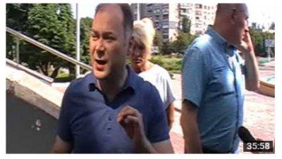 Оправдания «власти» почему в Никополе не ремонтируются дороги (видео)