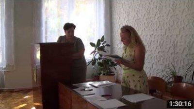 Круглый стол на тему медицины в Никополе (видео)