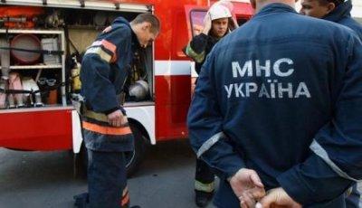 Нікополь: під час ліквідації пожежі врятовано 2 особи